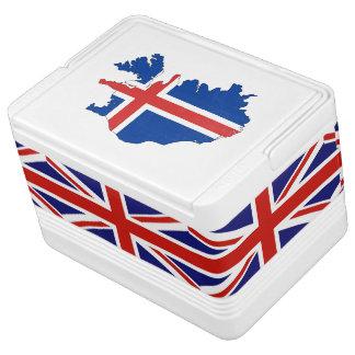 Nevera Para Bebidas Bandera británica