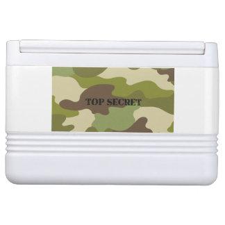 Nevera Para Bebidas Máximo secreto de los militares del camouglafe del