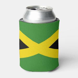 Neverita de bebidas con la bandera de Jamaica