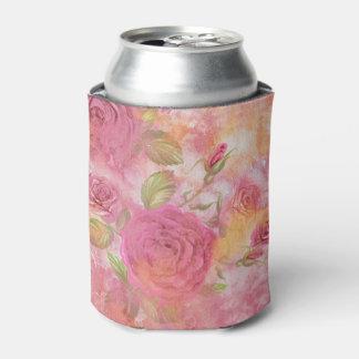 Neverita de bebidas de los rosas del día de fiesta
