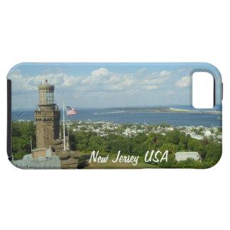 New Jersey los E.E.U.U. Funda Para iPhone SE/5/5s