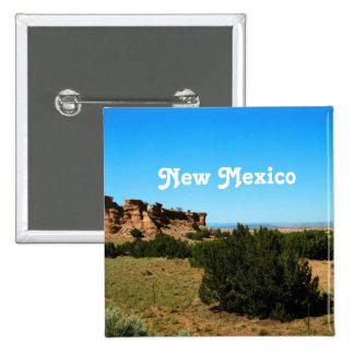 New México Pin
