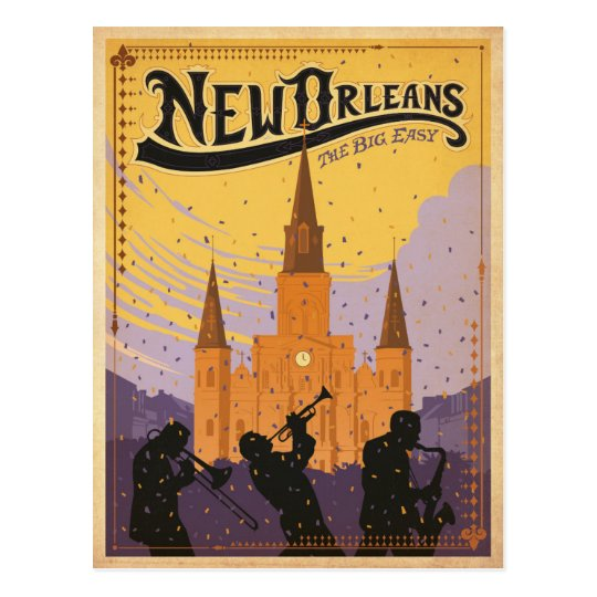 New Orleans, LA Postal