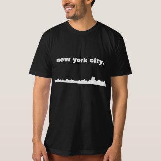 New York City. Camiseta