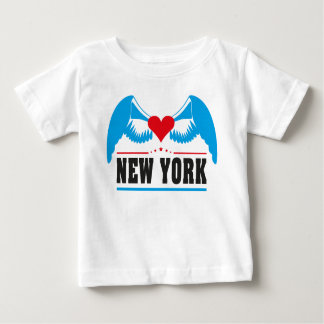 New York City Camiseta De Bebé
