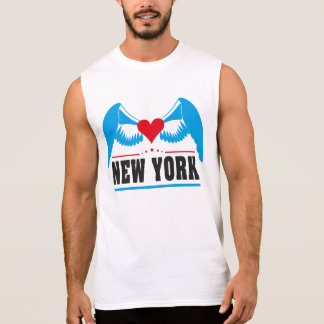 New York City Camisetas Sin Mangas