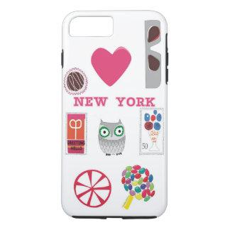 New York City Funda iPhone 7 Plus