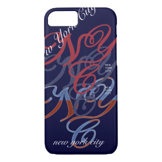 New York City - los E.E.U.U. Funda iPhone 7