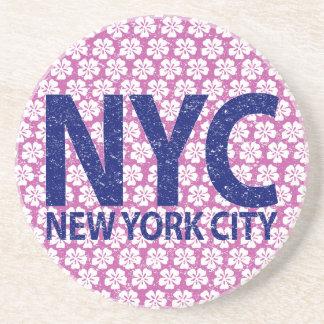 New York City NYC Posavasos