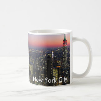 New York City - taza de café