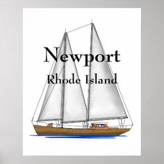 Newport Rhode Island Posters