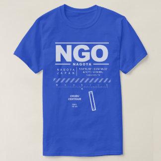 NGO del aeropuerto internacional de Chubu Centrair Camiseta