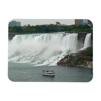 Niagara Falls en el lado canadiense Imán Flexible