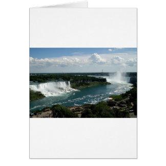 Niagara Falls Tarjetón