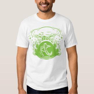 NIC Meta-glyphics V de Custer MykeyMadeit Camisas