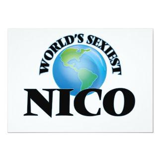 Nico más atractivo del mundo comunicados