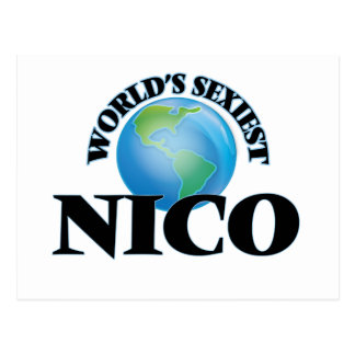 Nico más atractivo del mundo postales