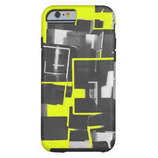 Nidal en amarillo del subordinado funda para iPhone 6 tough