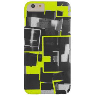 Nidal en amarillo del subordinado funda para iPhone 6 plus barely there