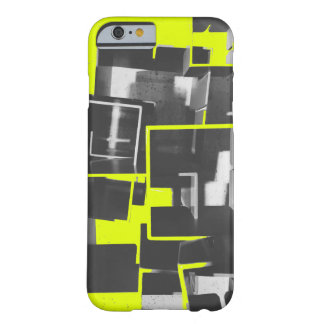 Nidal en amarillo del subordinado funda barely there iPhone 6