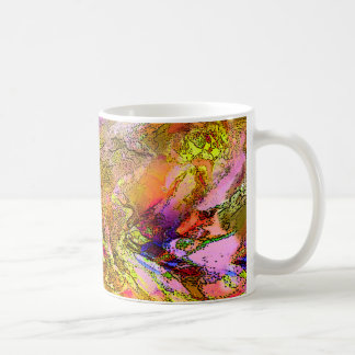 Niebla del granito taza de café