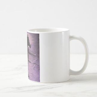 """Niebla púrpura "" Taza De Café"