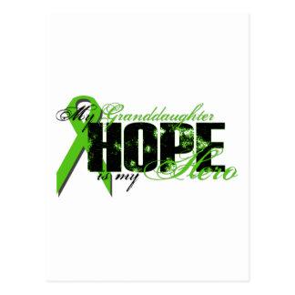 Nieta mi héroe - esperanza del linfoma postal