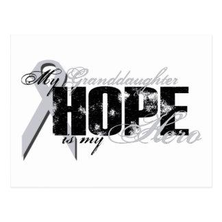 Nieta mi héroe - esperanza del pulmón postal