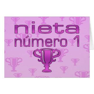 Nieta Número 1 Tarjetón