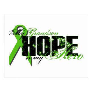 Nieto mi héroe - esperanza del linfoma postal