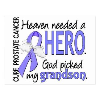 Nieto necesario del cáncer de próstata del héroe postal