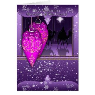Nieto y su tarjeta de felicitación del navidad del