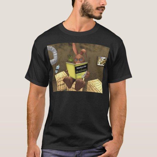 Nietzsche para la nación minúscula de los camiseta