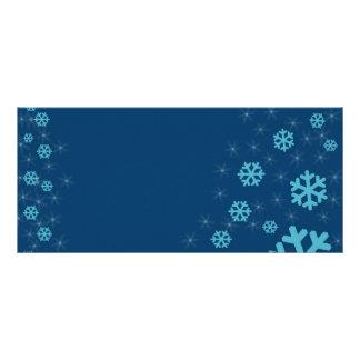 nieve folleto publicitario 10 x 22,8 cm