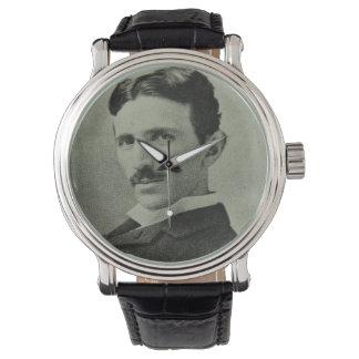 Nikola Tesla Reloj