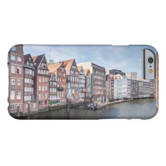 Nikolaifleet, Hamburgo, Alemania Funda Barely There iPhone 6