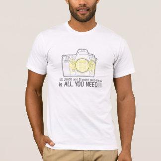 ¡Nikon D700 es TODO lo que USTED NECESITA! Camiseta