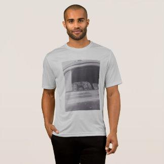 Niña 1948 que mira a escondidas de PLYMOUTH 1938 Camiseta