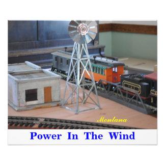Ningún # 1059 - trenes rápidos, poder en el viento fotografía