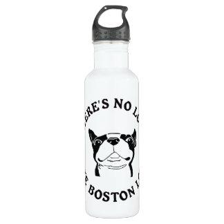 Ningún amor tiene gusto de una botella de agua del