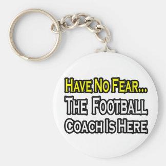 Ningún entrenador de fútbol del miedo… llavero
