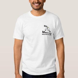 ningún frente de la misericordia camiseta