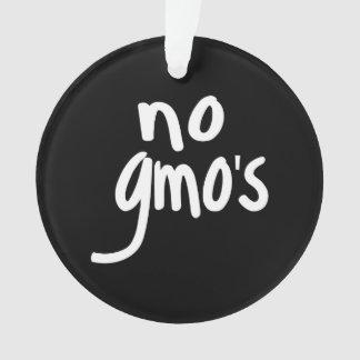 Ningún GMO promueve negro sano de las comidas
