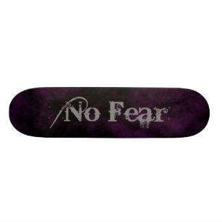Ningún miedo monopatin