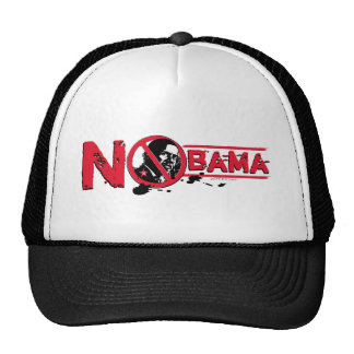 Ningún Obama 2012 Gorro