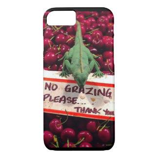 Ningún pasto, por favor caso del iphone funda iPhone 7