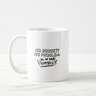 ¿Ningún presupuesto? Ninguna taza del problema