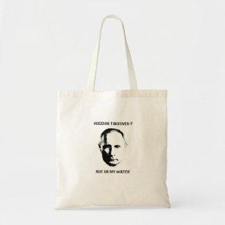 Ningún Putin - la bolsa de asas