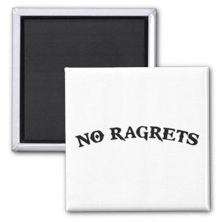 Ningún Ragrets Mispelled lamenta el tatuaje Imanes Para Frigoríficos