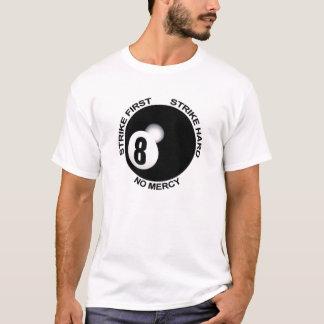Ninguna bola de la misericordia 8 camiseta